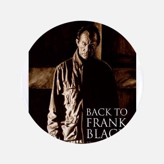 """Back To Frank Black Book Cover 3.5"""" Button"""