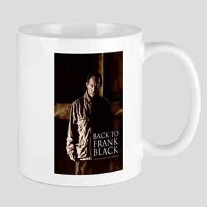 Back To Frank Black Book Cover Mug