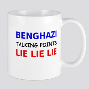 Benghazi Talking Points Mug