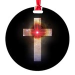 Celestial Cross Ornament