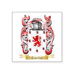 Castillas Square Sticker 3