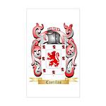 Castillas Sticker (Rectangle)