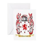 Castillas Greeting Card