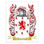 Castillas Small Poster