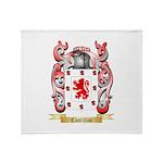 Castillas Throw Blanket
