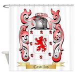Castillas Shower Curtain