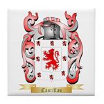 Castillas Tile Coaster