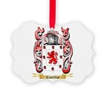 Castillas Picture Ornament