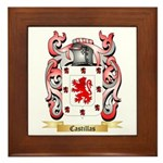Castillas Framed Tile