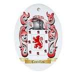 Castillas Ornament (Oval)