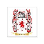 Castilla Square Sticker 3