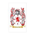 Castilla Sticker (Rectangle)