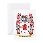 Castilla Greeting Card