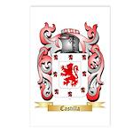 Castilla Postcards (Package of 8)