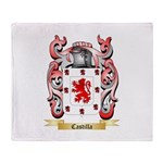 Castilla Throw Blanket