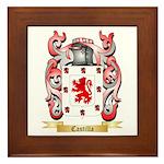 Castilla Framed Tile