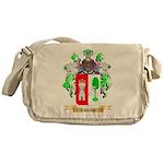 Casterou Messenger Bag