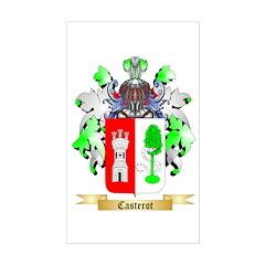 Casterot Sticker (Rectangle)