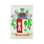 Castels Rectangle Magnet