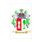 Castels Sticker (Rectangle)