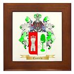 Castels Framed Tile