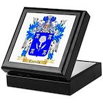 Castells Keepsake Box