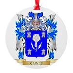 Castells Round Ornament