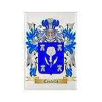 Castells Rectangle Magnet
