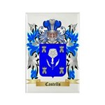 Castells Rectangle Magnet (10 pack)