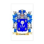 Castells Sticker (Rectangle)