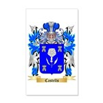 Castells 35x21 Wall Decal