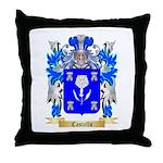 Castells Throw Pillow