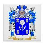 Castells Tile Coaster
