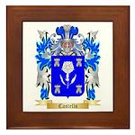 Castells Framed Tile