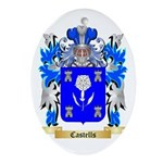 Castells Ornament (Oval)