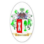 Castellotto Sticker (Oval 50 pk)