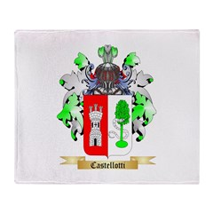 Castellotti Throw Blanket