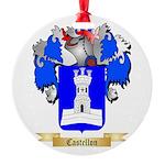 Castellon Round Ornament