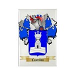 Castellon Rectangle Magnet