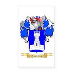 Castellon Rectangle Car Magnet