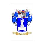 Castellon Sticker (Rectangle 10 pk)