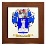 Castellon Framed Tile
