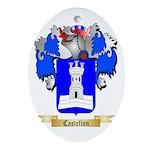 Castellon Ornament (Oval)