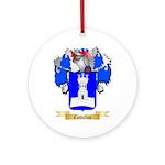 Castellon Ornament (Round)