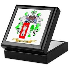 Castellino Keepsake Box