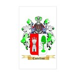 Castellino Sticker (Rectangle)