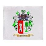 Castellini Throw Blanket