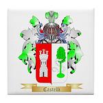 Castelli Tile Coaster