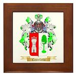 Castelletto Framed Tile