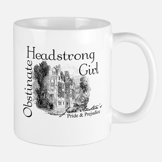 Obstinate Headstrong Girl Mug